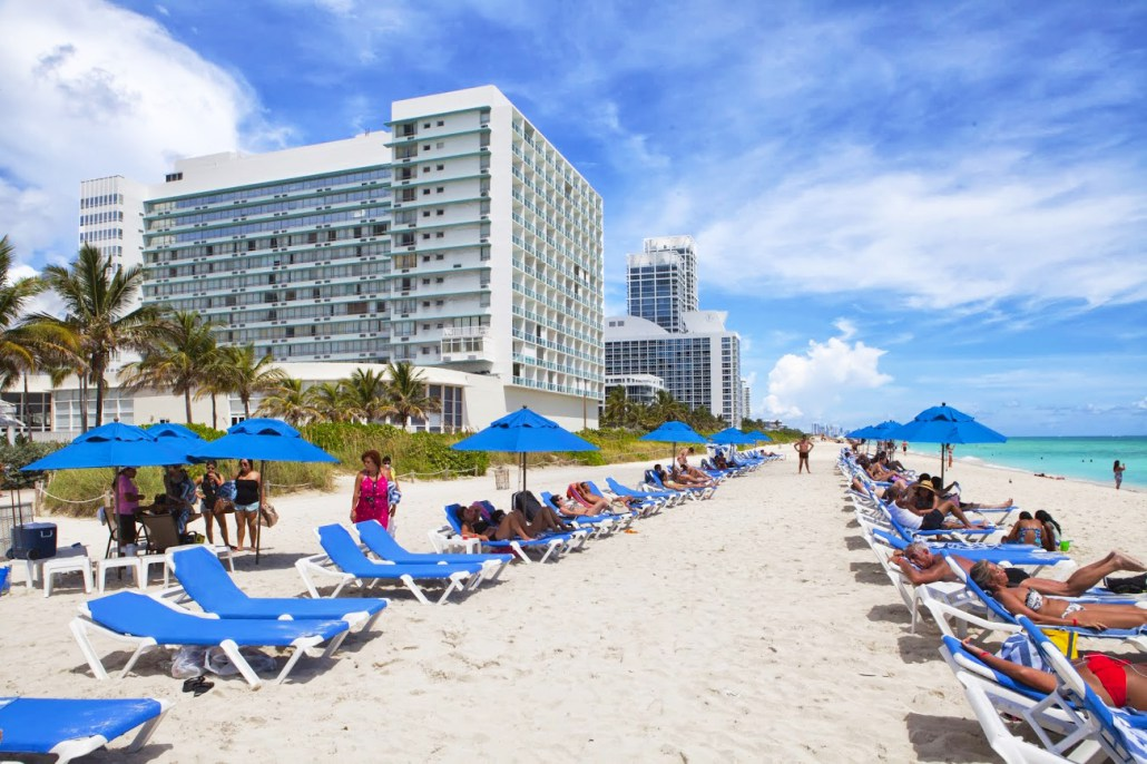 The Deauville Beach Resort Miami