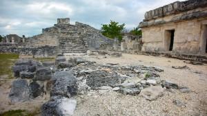 rey ruins cancun