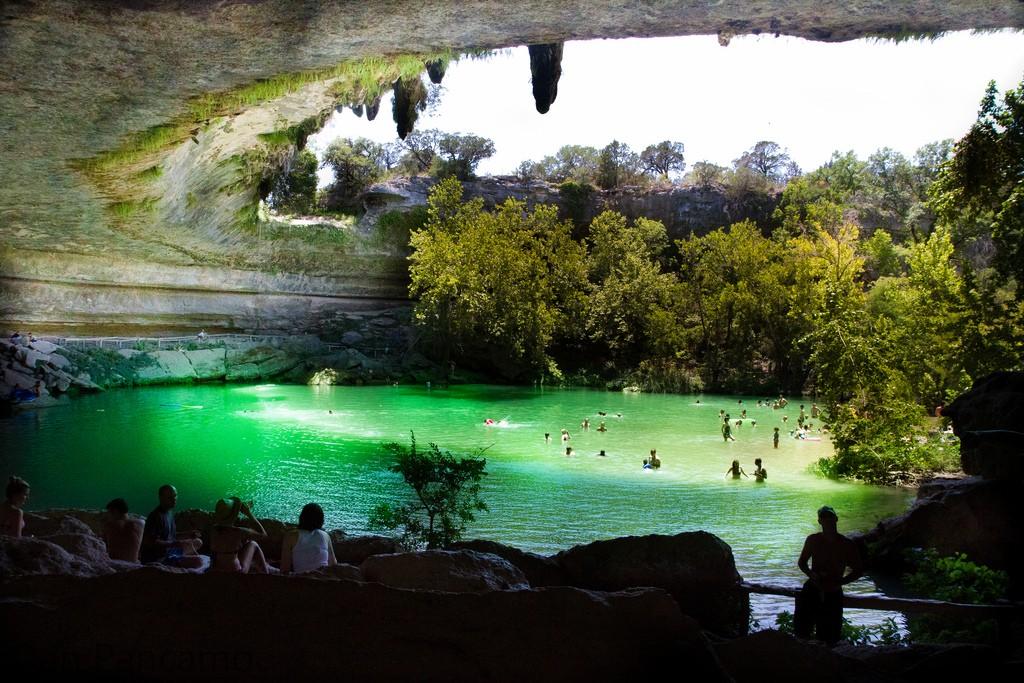 Hamilton Pool Austin, Texas